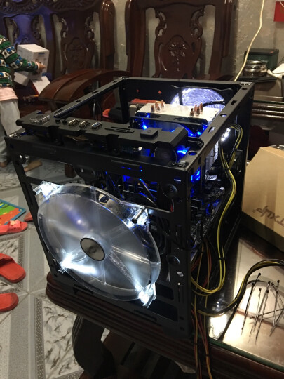 安钛克(Antec)VP450 台式机电脑主机机箱电源450W(46万好评VP系列/静音风扇/2年换新只换不修) 晒单图