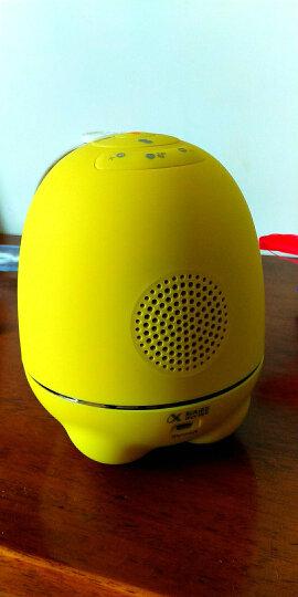 科大讯飞机器人阿尔法小蛋智能机器人早教益智陪伴语音对话故事机儿童玩具 黄色 晒单图