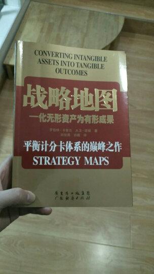 战略地图 晒单图