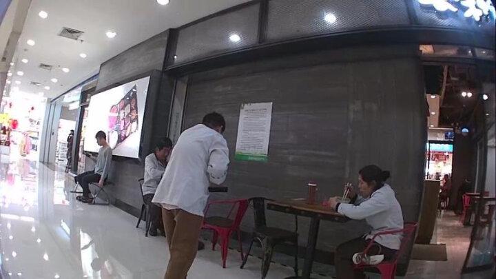 迷你无线监控摄像头监控器家用套装WIFI网络摄像头高清微型监控摄像头室内无光夜视手机远程 续航5小时高清远程版送16G 晒单图
