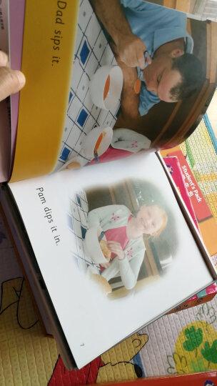 大猫英语分级阅读预备级1 Big Cat(适合幼儿园大班、小学一年级 读物9册+阅读指导1册+MP3光盘1张 点读版) 晒单图