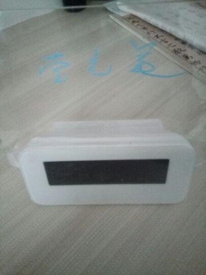 生日礼物送女生男生实用创意小礼品商务礼品送客户抖音同款电子留言板闹钟 B款红光+USB 晒单图