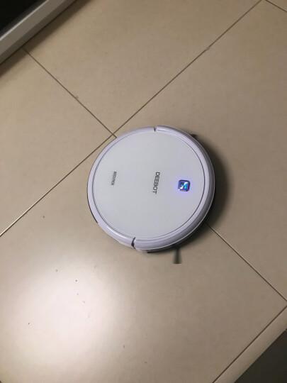 科沃斯(Ecovacs) 扫地机器人 吸尘器家用 全自动智能拖地薄款 玲珑 性价比爆款 晒单图