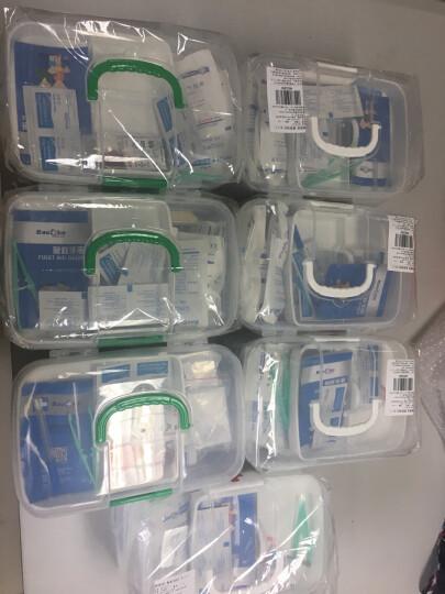 畅意游(Easy Tour)旅行便携急救包家用套装 自驾游装备 车载药箱应急急救工具 BK-B12-L 晒单图