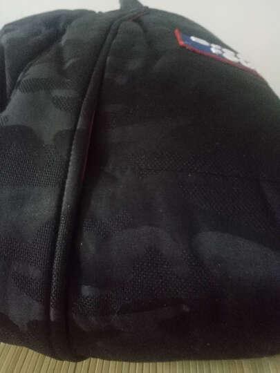 罗蒙(ROMON)羽绒服男中长款2017冬季新款韩版白鸭绒加厚情侣款迷彩户外运动外套 迷彩男款 170/M 晒单图