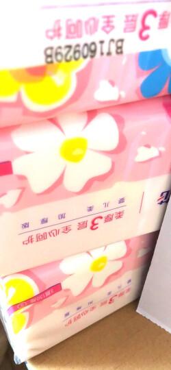 五月花(May Flower) 抽纸 花语系列柔厚3层130抽面巾纸*24包(小规格)整箱销售 晒单图