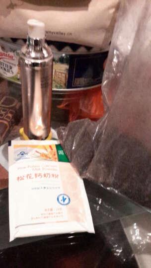 国珍松花钙奶粉 20克*18袋+国珍破壁松花粉 3克*30袋组合套装(各1盒) 带二维码 晒单图