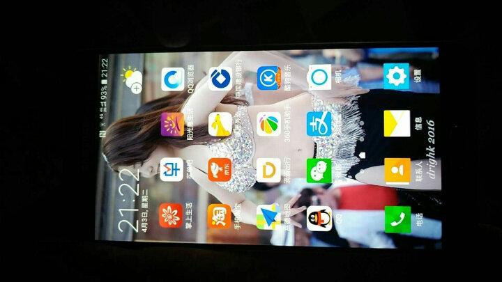 三星(SAMSUNG) Galaxy A9(A9000)移动联通电信4G双卡手机 雪域白 全网通(3G+32G) 晒单图