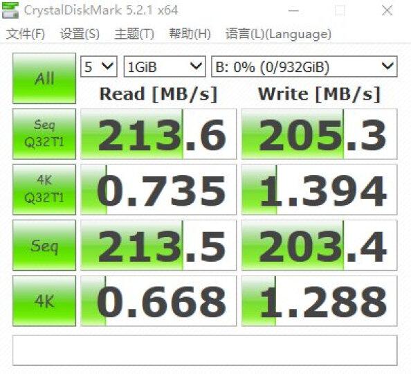 希捷(SEAGATE)酷鱼系列 1TB 7200转64M SATA3 台式机机械硬盘(ST1000DM010) 晒单图