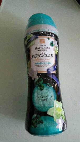 京东海外直采 宝洁(P&G)固体颗粒衣物柔顺剂 375g 日本原装进口 晒单图