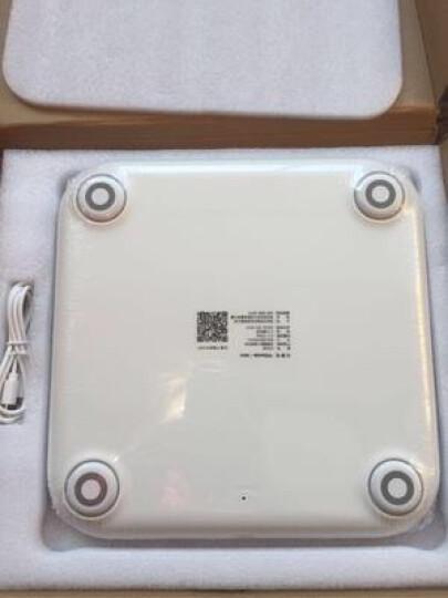 云康宝(Yolanda) 云康宝 USB充电 智能体脂秤脂肪秤 精准测体重脂肪仪 家用健康秤电子秤 20H2充电款30项数据 晒单图