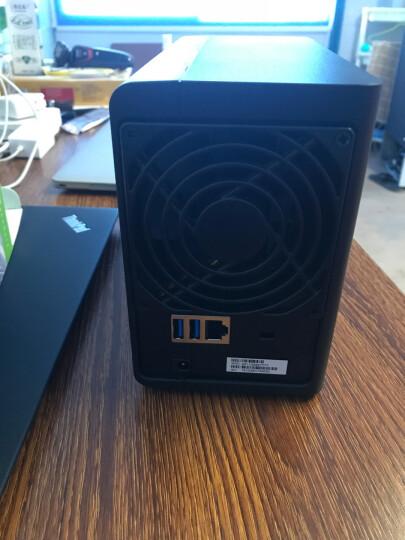 群晖(Synology)DS218 2盘位四核心 NAS网络存储服务器 (无内置硬盘) 晒单图