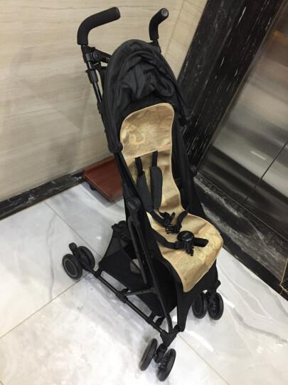 宝得适(BRITAX) 婴儿推车 轻便可折叠可登机 宝宝口袋伞车 新品妙行2可睡可半躺 妙行2代-海藻蓝【顺丰发货】 晒单图