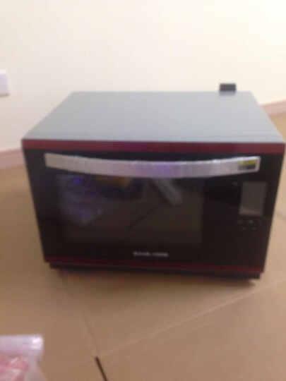 GOVOS 德国 R02M蒸烤箱 蒸箱烤箱二合一台式电蒸炉烤箱一体机 厨房多功能家用电蒸箱烤箱 晒单图