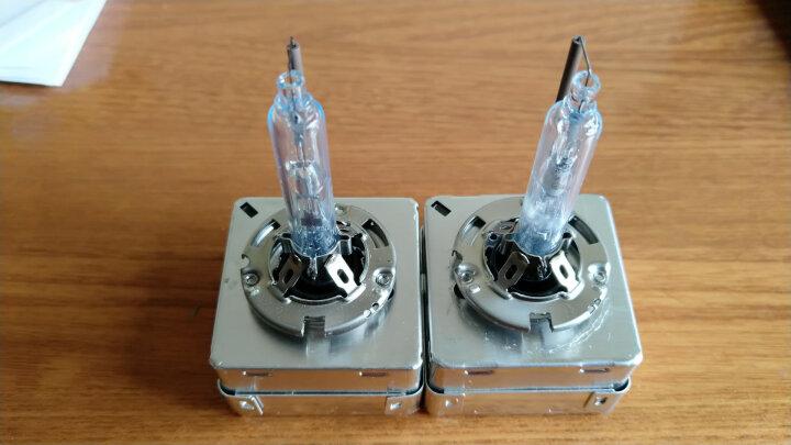 飞利浦(PHILIPS)HID氙气灯头D4S汽车灯泡大灯远光灯近光灯单支装 35W 4200K 匹配原车光色 精准光型不炫目 晒单图