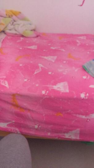 帝纱曼儿童三四件套 家纺床品套件 迪斯尼卡通全棉活性三件套四件套学生床单被套 白雪公主 单人三件套【适合1.5*2米被芯】 晒单图