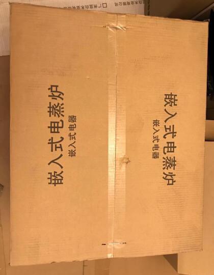美的(Midea)绅士系列 嵌入式电烤箱电蒸箱套装 智能款 家用电烤箱电蒸箱套装 SS-80SE+SS-SSL 晒单图