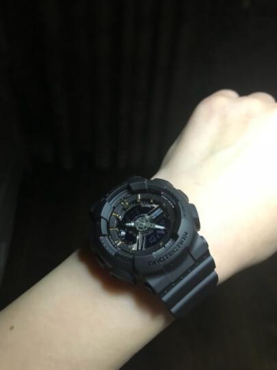 卡西欧(CASIO)手表 BABY-G 女士防震防水双显运动手表石英表 BA-110-7A3 晒单图