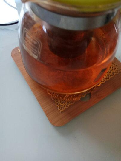 菲享 【八个装】木质餐垫隔热垫创意餐桌垫盘子垫子家用防烫垫锅垫砂锅垫碗垫杯垫 猫头鹰八个装 晒单图