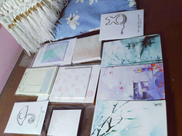 芬菲文创 14款创意卡通动物回形针造型金属书签 创意趣味书夹不锈钢留言夹 雨伞 晒单图