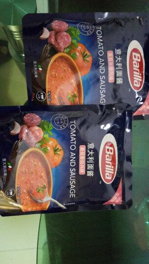 【沃尔玛】百味来 意大利面酱 番茄香肠风味 250g 晒单图