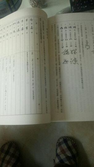 于右任标准草书范本(最新版)(竖排繁体) 晒单图