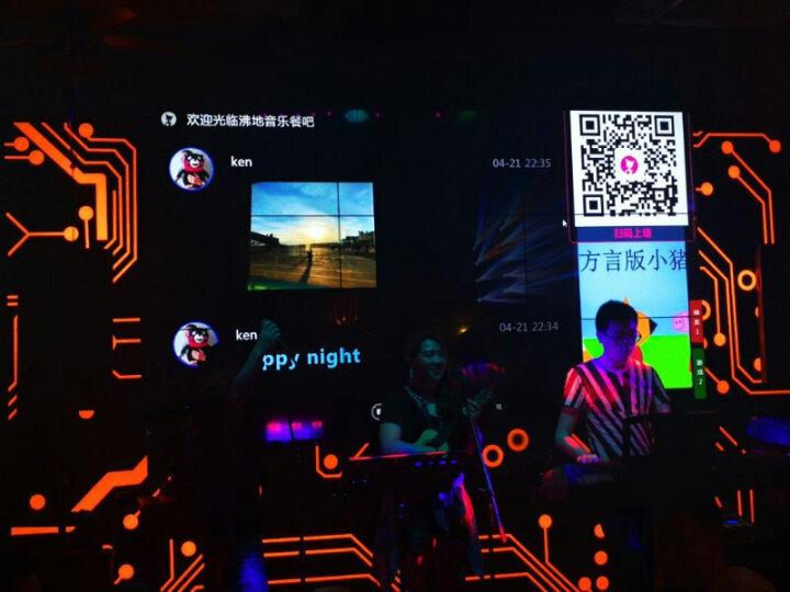 金视野 立式广告机LED智能数字标牌安卓电脑触控触摸一体机竖屏落地显示器 43英寸安卓版广告机-非触控 晒单图