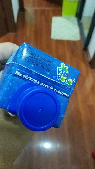 唯他可可(Vita Coco)菠萝味天然椰子水进口NFC果汁饮料 330ml*12瓶 整箱 晒单图