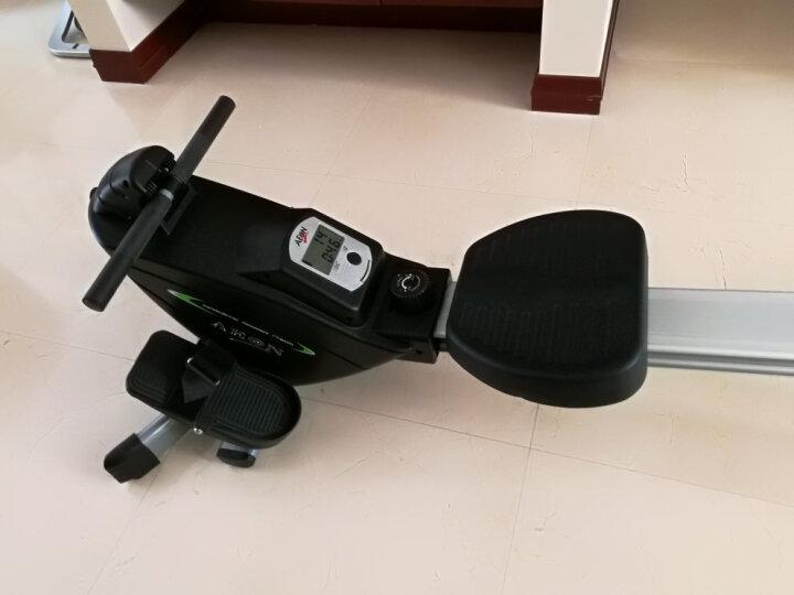 美国正伦划船器家用健身器材静音可折叠划船机R600 晒单图