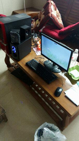 新贵(Newmen)无线键鼠套装092 智能省电键盘 分离式按键鼠标 台式机笔记本办公套件 晒单图