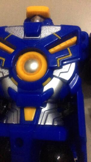 智尊 星原小宝变形玩具&元气勇者动漫机器人儿童模型男孩儿童玩具 星原小宝4.5寸联动公仔 2#海蓝龟 晒单图