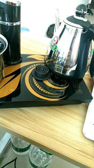 新功(SEKO) 电水壶全自动上水电热水壶304不锈钢烧水壶电茶壶电茶炉 F90 晒单图