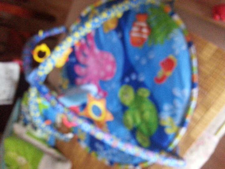 英纷-益智玩具健身架器0-1岁婴儿幼儿宝宝-多功能睡觉爬行垫0830 晒单图