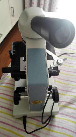 凤凰(Phenix) XSP-35生物显微镜学生儿童实验显微镜高倍高清 标配+20礼品+摄影支架 晒单图