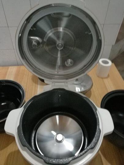苏泊尔(SUPOR)电压力锅 球釜双胆 精控火候 汤浓饭香 CYSB50YCW21QJ-100 5L高压锅 晒单图