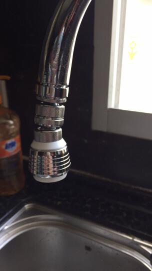 美国Oxygenics 小厨宝伴侣 厨房水龙头配件 防溅水 节水 起泡器 DS-3起泡器+B款转接口 晒单图