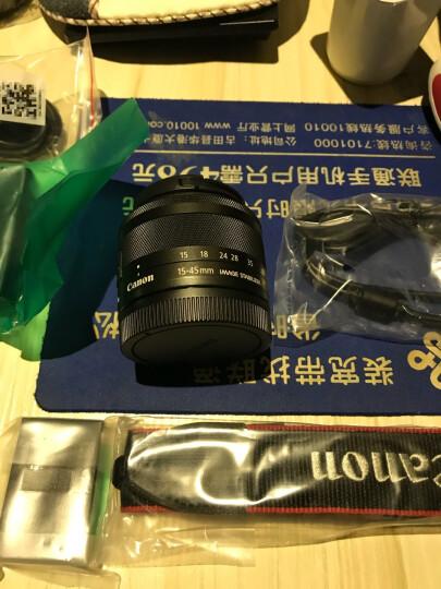 佳能微单(Canon)EOS M5 (15-45镜头套机)(触控翻转LCD 专业电子取景器 全像素双核对焦) 晒单图
