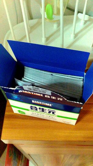 合生元(BIOSTIME)儿童益生菌冲剂(益生元)26袋装 晒单图