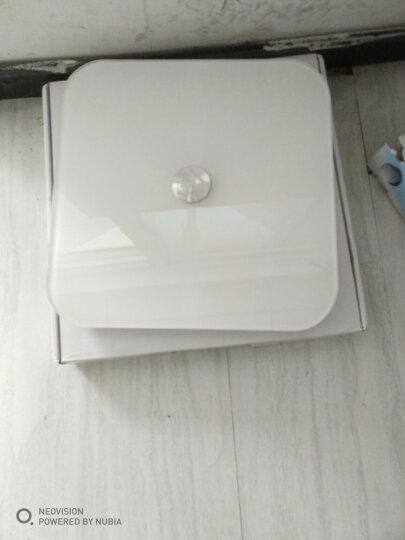 爱上门体脂秤CB-2 新款蓝牙脂肪秤智能体重秤简约 精致白 晒单图