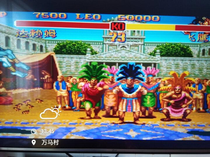 小霸王游戏机G60智能家用体感游戏机高清4K电视游戏双手柄电玩街机经典红白机 G60标配(包含有线手柄2个)+体感手柄+支持街机 晒单图