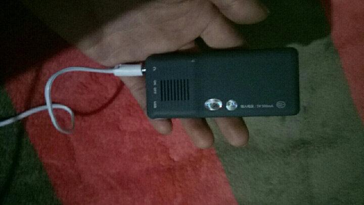 mahdi HIFI无损音乐播放器mp3 mp4音乐播放器便携式迷你运动学生随身听 炫酷黑+送高保真耳机 晒单图