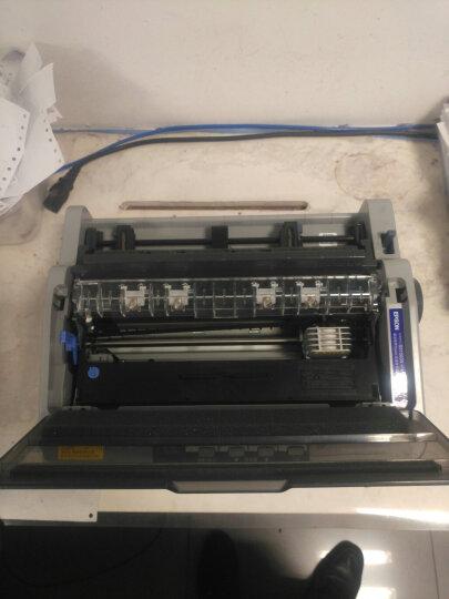 爱普生EPSON LQ-300KH LQ-300K+II滚筒式出库单针式打印机票据报表打印机企业用 LQ-300KH(1+3联.支持联打.A4纸) 官方标配 晒单图