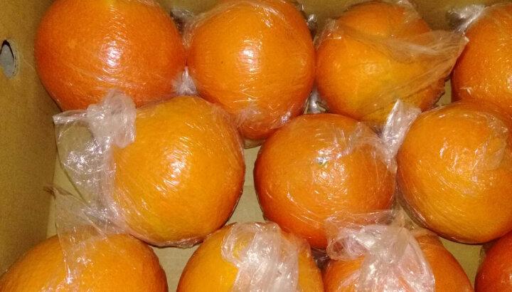【赣州馆】汇橙江西赣南脐橙 约20斤装 新鲜水果橙子原产地直发 70-75mm  晒单图