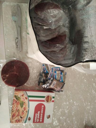 澳纽宝 新西兰黑椒牛排套餐 1500g/袋 10片装 调理牛排 含料包 晒单图