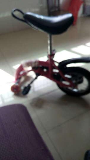 品奈 加强型摆摆乐 儿童车 摆摆车 蛮腰车平衡摇摆独轮车蛮腰自行车儿童车 粉红色 普通款粉色 晒单图