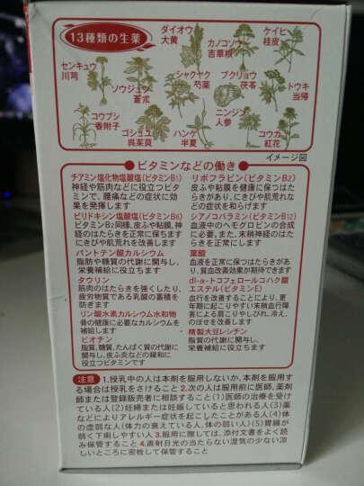 日本直邮小林制药 命の母/生命之母 改善调理妇女性 保养静心 生理期反应月经不规律 蓝色360粒 晒单图
