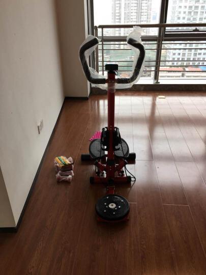 索维尔 液压踏步机多功能家用踏步器左右摇摆踏步机器健身器材 SW-031 黑色 晒单图