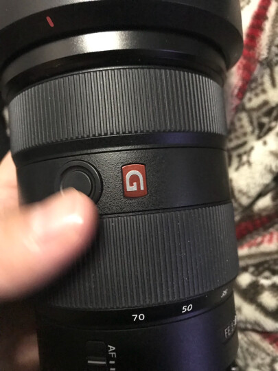 索尼(SONY)微单相机全画幅变焦镜头 FE12-24mmF4超广角G镜头 晒单图