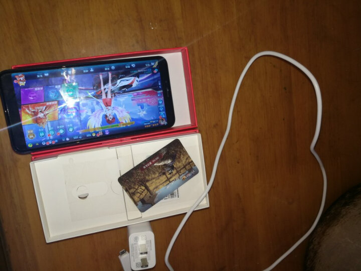 【音乐套装】360手机 N6 全网通 6GB+64GB 燧石黑 移动联通电信4G手机 双卡双待 晒单图