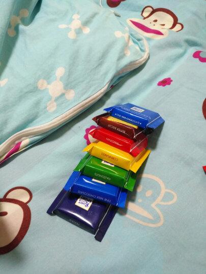 瑞特斯波德迷你七彩什锦巧克力150克(9块)德国原装进口 晒单图